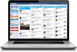 social media engagement feeds