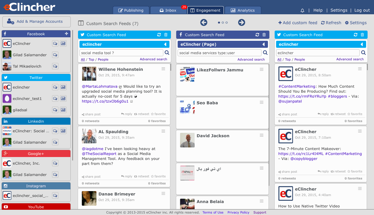 best social media monitoring tool