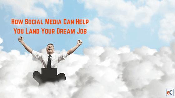social media job search tips