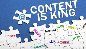 Content is king image .eClincher, social media management tool