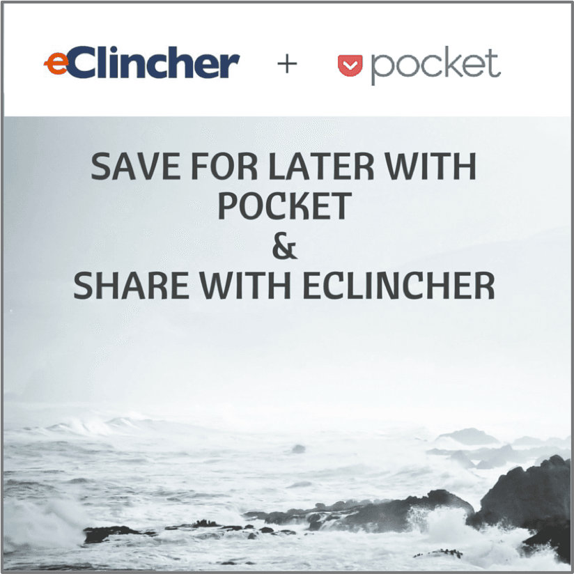 eClincher + Pocket partnership
