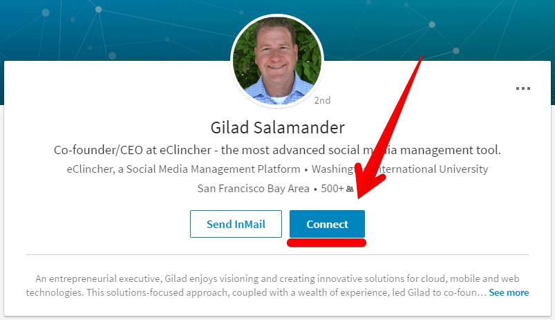 gilad salamander eclincher LinkedIn