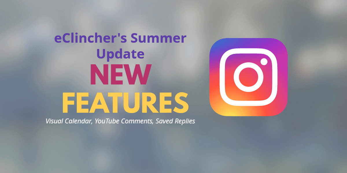 eclincher new summer features