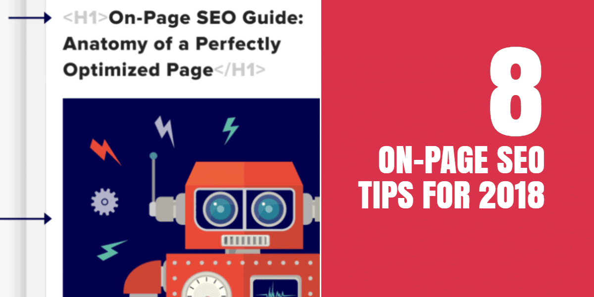 8-Top-on-Page-SEO-tips-for-2018