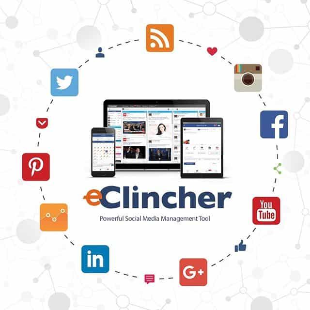eclincher social media tool