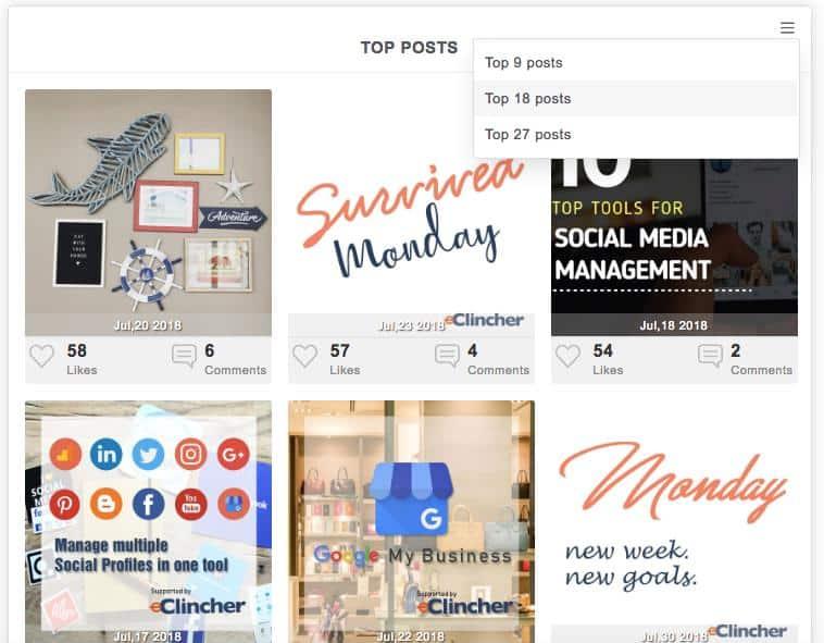 eClincher top posts