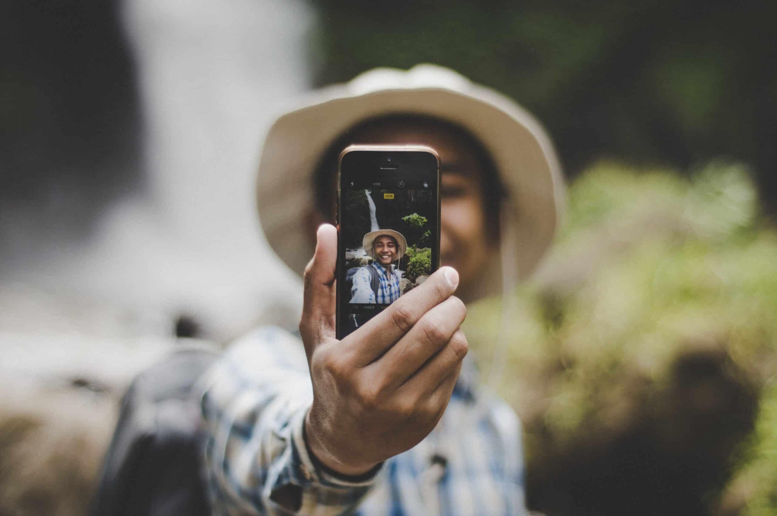 man-taking-a-selfie