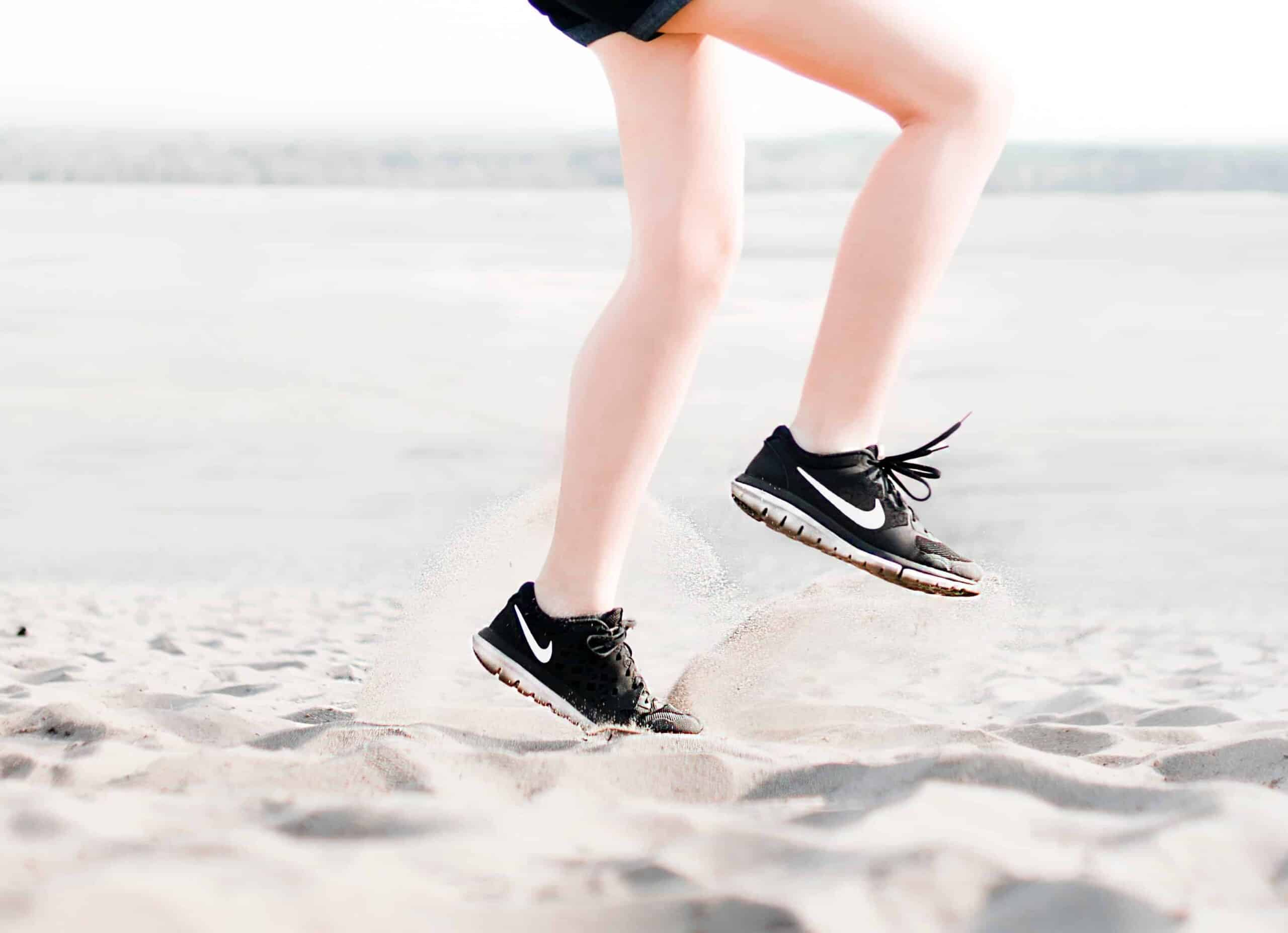 running-in-the-sand