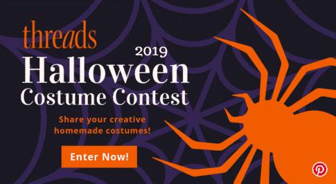 threads halloween costume contest