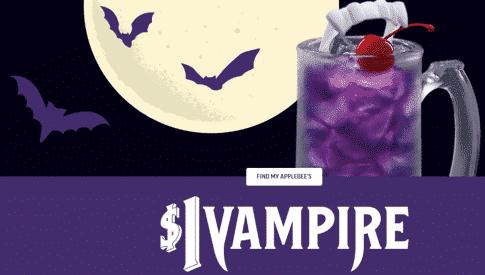 vampire drink social media posts