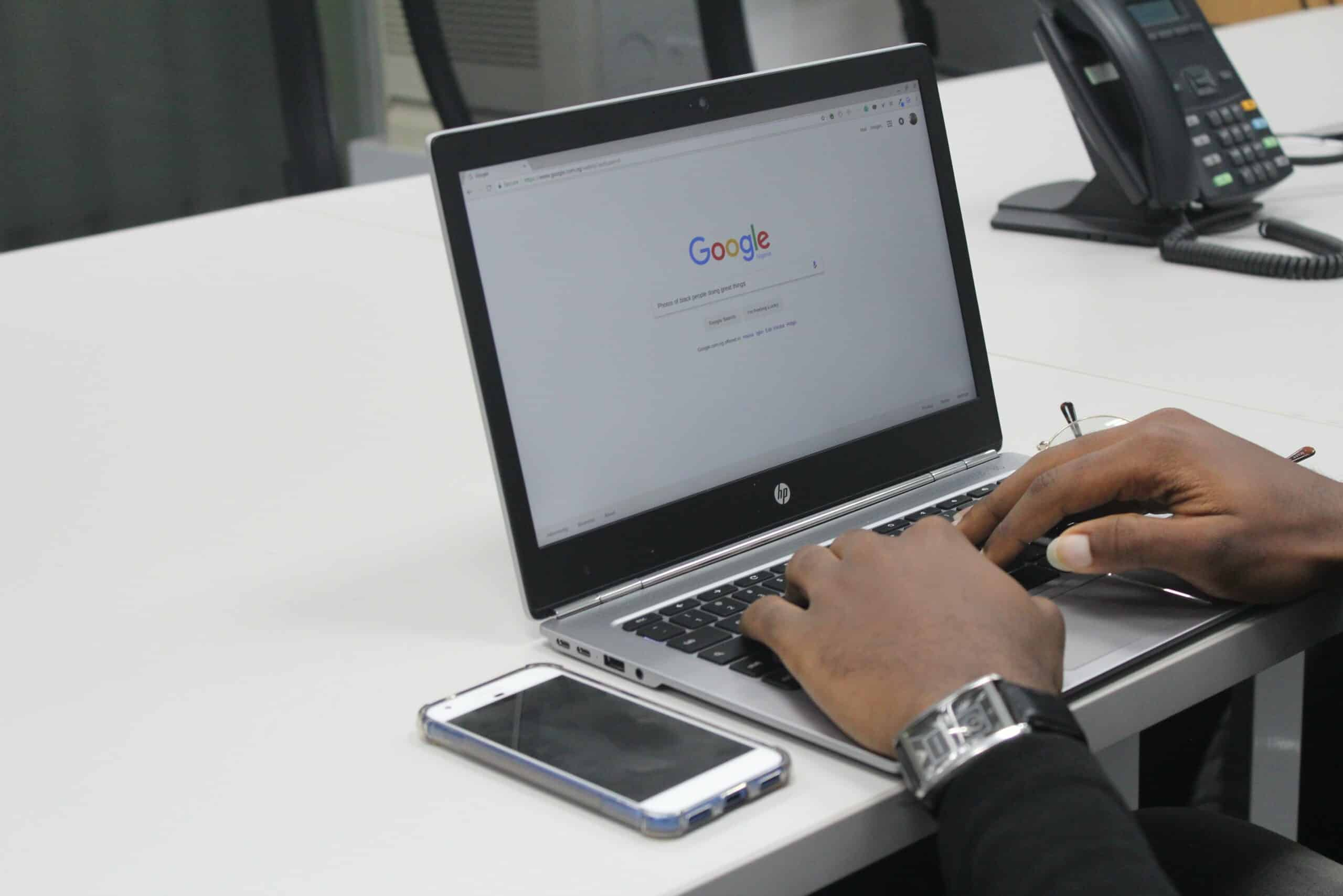 person-searching-on-google
