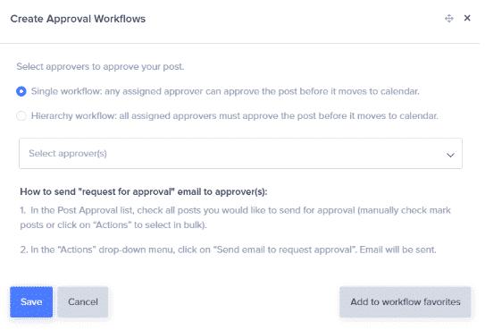 e-clincher post approval process