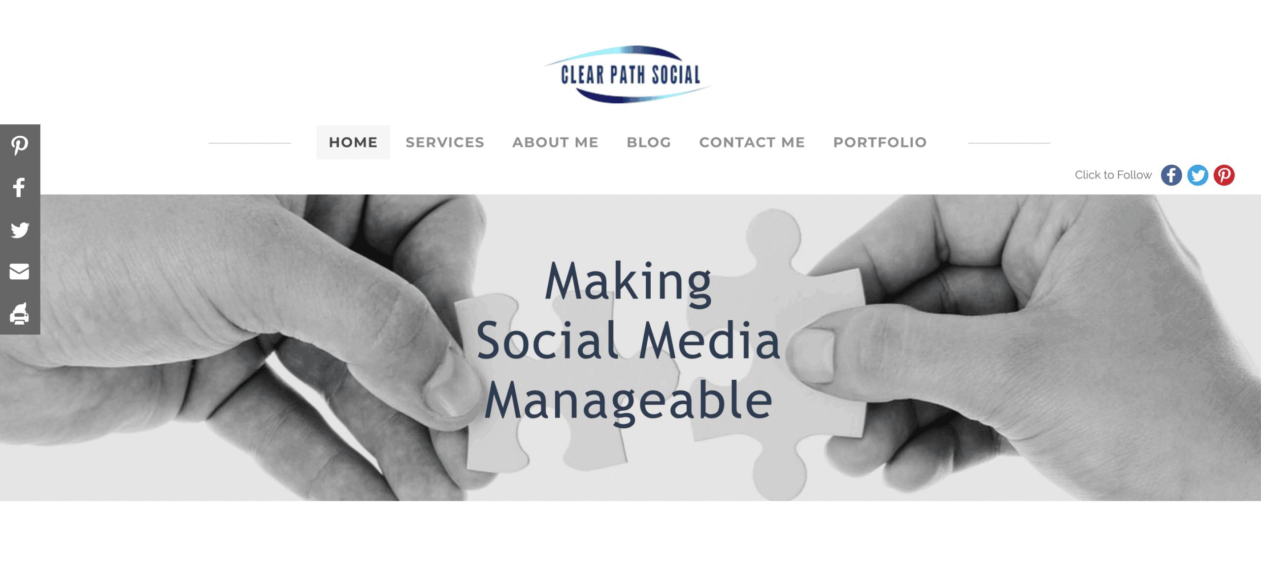 Clear Path Social eclincher testimonial