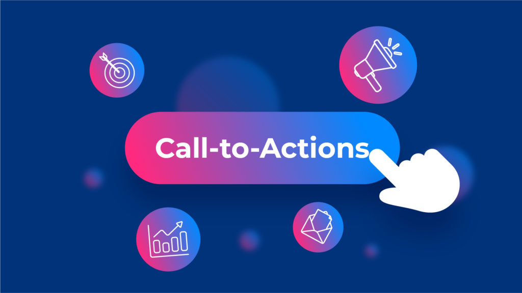 call to actions illustration