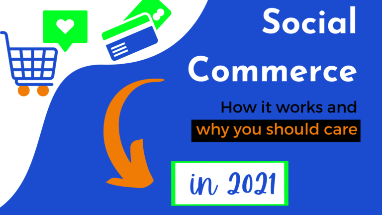 social commerce how it works 2021