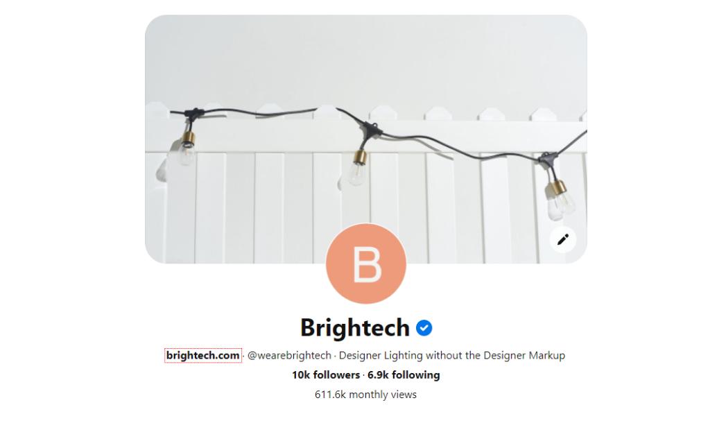 Brightech-pinterest-account