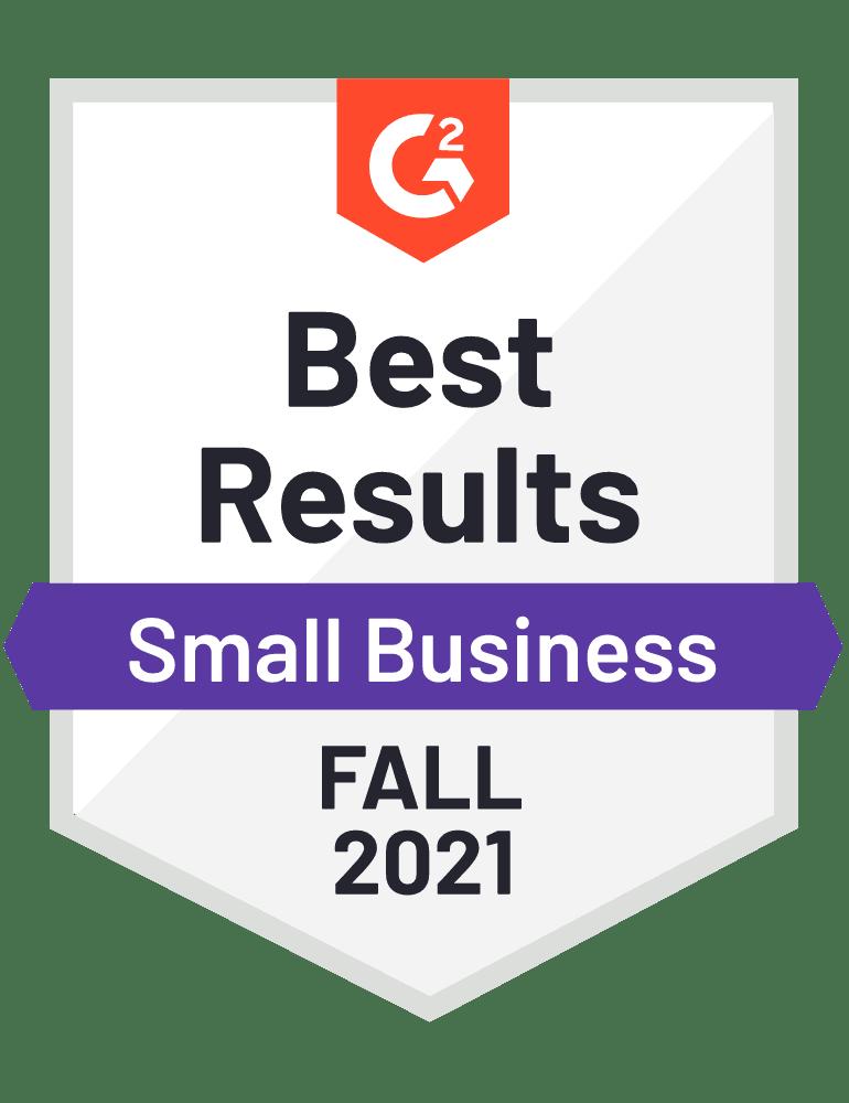 eclincher Best Results SMB G2 Fall 2021