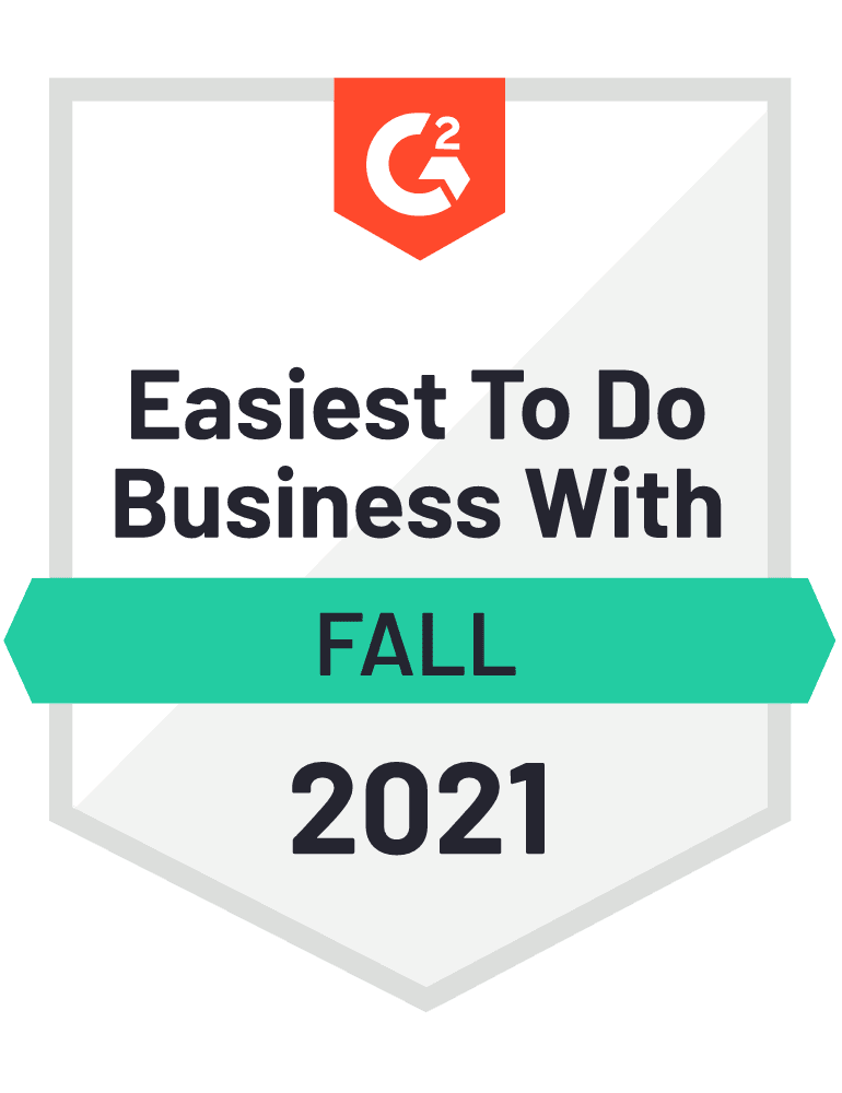 eclincher Easiest To Do Business With G2 Fall 2021