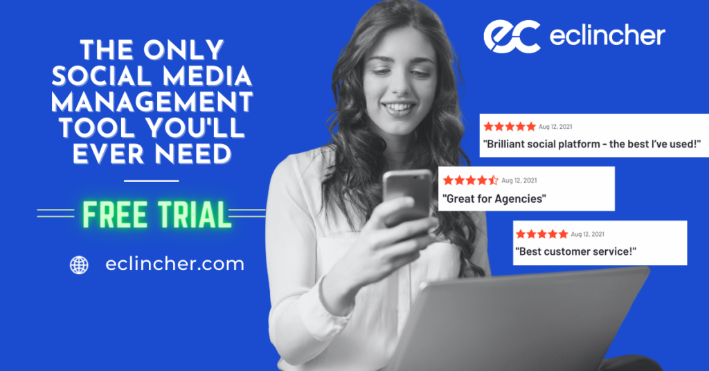 eclincher the only social media management tool you will ever need