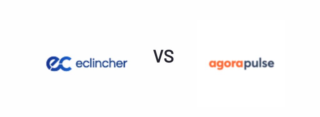 eclincher vs agorapulse g2 awards graphic